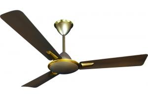 aura metalic dusky brown ceiling fan