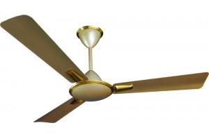 aura metalic husky gold ceiling fan