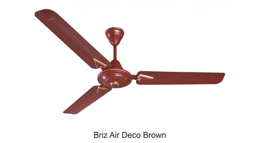 Buy Crompton Briz Air Deco Economy-Deco Ceiling Fan Color- Opal ...