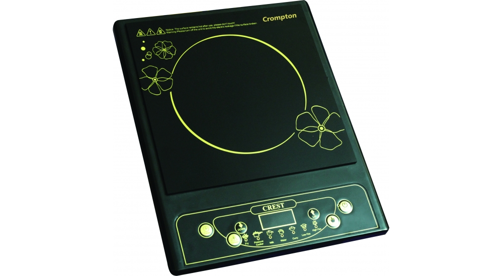 crest induction cooktop