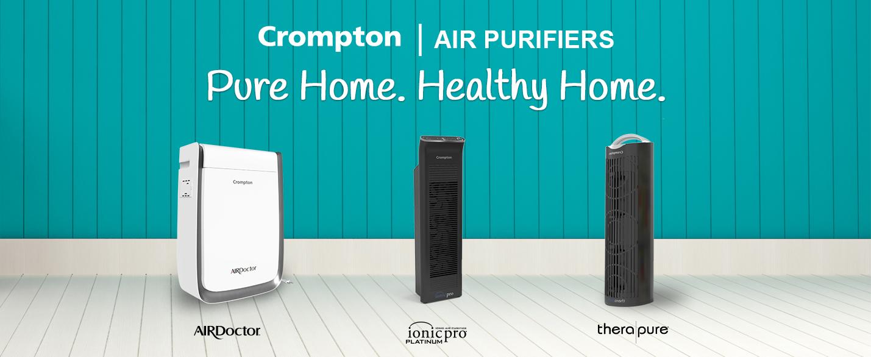Crompton Air Purifiers