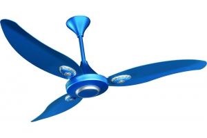 Devine indigo blue premium ceiling fan