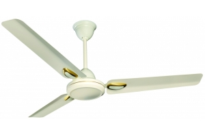 Riviera Style bianco ceiling fan