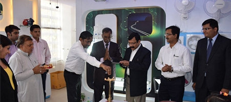 Jaipur branch opened its first Crompton Experience Centre