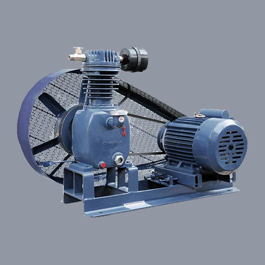 Belt Compressor pump
