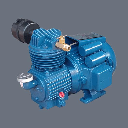Compressor pump monoset