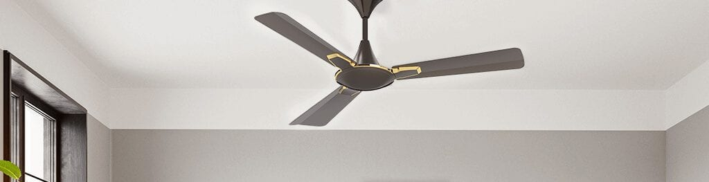 Choose the right designer fans for your interiors in India