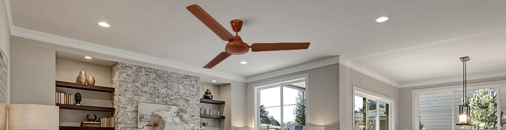 Energy saving fans: Crompton's ActivBLDC technology