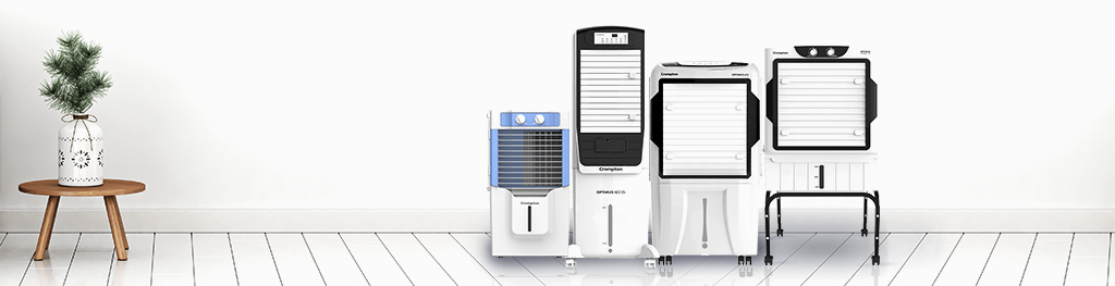Types of air coolers in India you need to know about