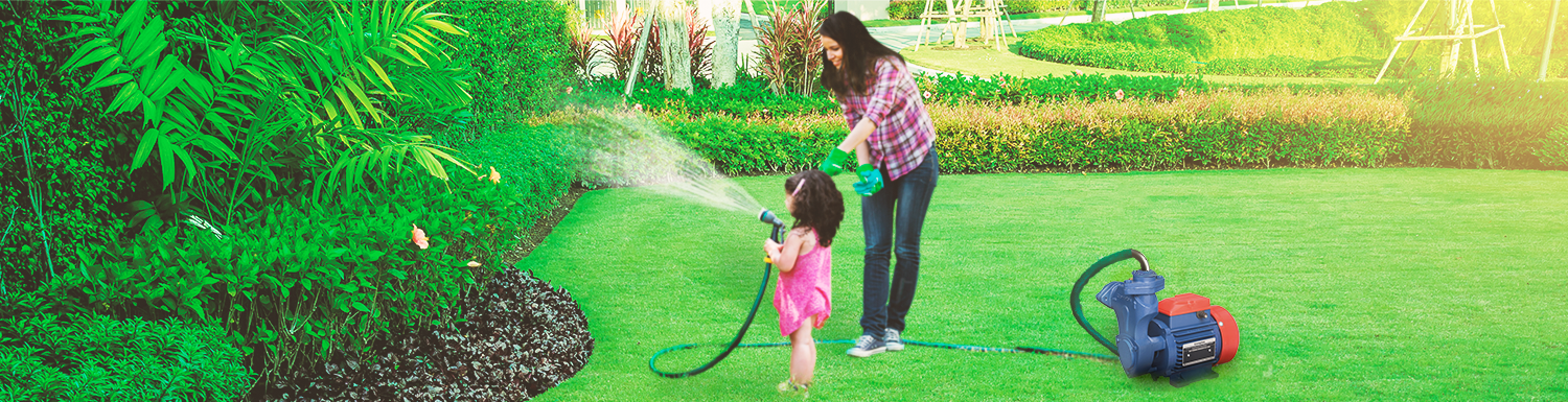 Learn how residential water pump makes water supply efficient