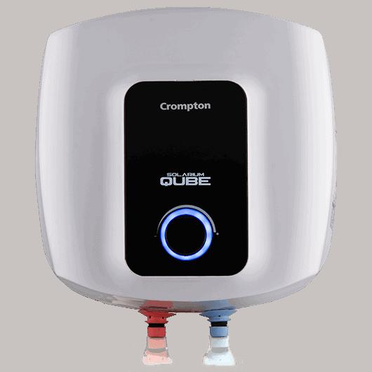 Solarium Qube Instant water heater from Crompton