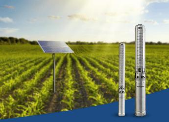 Solar water pump benefits | Crompton
