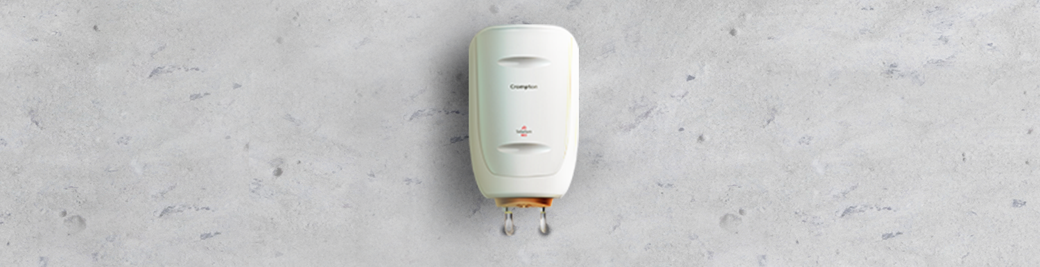 Factors To Consider For Replacing Your Water Heater - Crompton Know More Factors To Consider For Replacing Your Water Heater @ Crompton