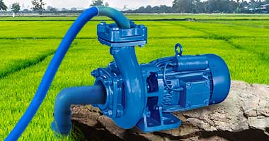 Centrifugal Water Pumps - Crompton