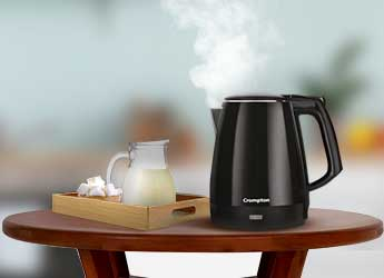 5 Ways To Use Electric Kettle - Crompton