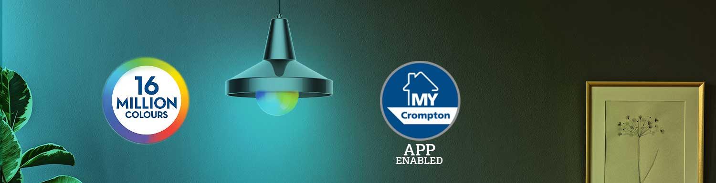 Immensa Smart Bulb - Crompton