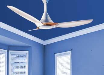 Premium Features in Ceiling Fans - Crompton