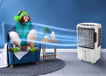 Air Coolers - Crompton