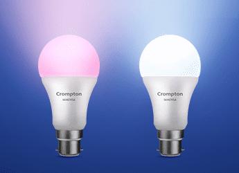 Smart LED Lights - Crompton