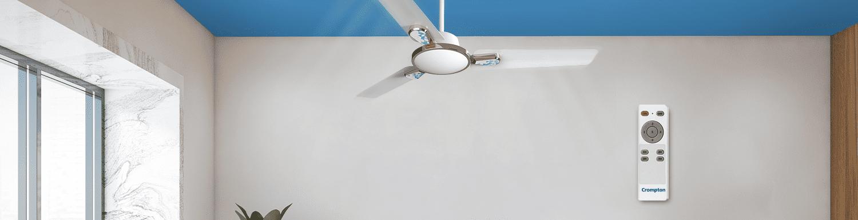 Crompton - Ceiling fans
